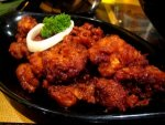 Spicy Mushroom Manchurian Starters Recipe