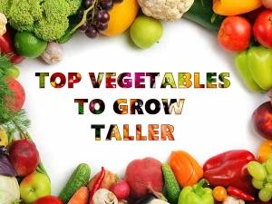Top Vegetables Grow Taller
