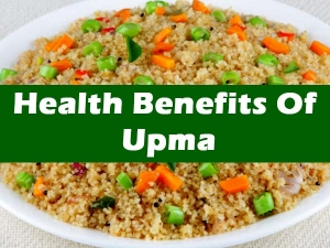Amazing Health Benefits Upma