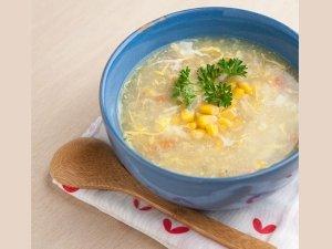 Chicken Sweet Corn Soup Recipe