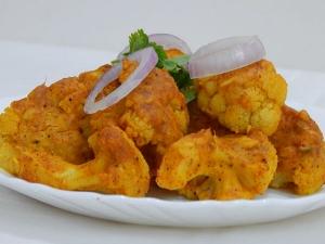 Spicy Tandoori Gobi Recipe