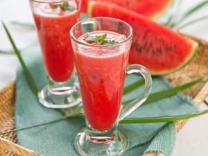 Watermelon Strawberry Smoothie Recipe