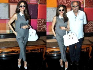 Aging Gracefully Sridevi S Shades Grey
