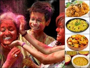 Special Bengal Recipes Holi