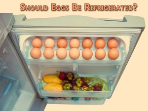 Why Eggs Should Not Be Kept The Fridge