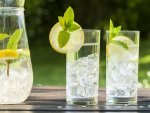 Health Benefits Drinking Mint Water Summer