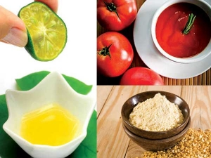 Diy Tomato Lemon Recipe Cure Dark Circles Naturally