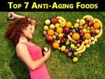Top 16 Nutritious Foods Fight Aging