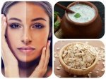Diy Buttermilk Oats Face Pack Remove Sun Tan