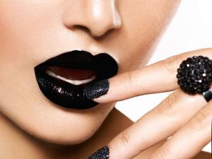 Beauty Tips Dark Or Black Lips