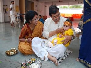 Importance The Annaprashana Ceremony