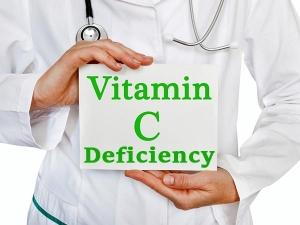 Foods Fix Vitamin C Deficiency