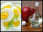 Eggs Vinegar Control Blood Sugar