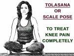 Tolasana Or Scale Pose Treat Knee Pain Completely