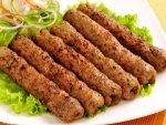Mutton Seekh Kababs Ramzan