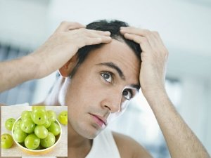 Amla Powder And Coconut Oil To Get Free Gray Hair Problems