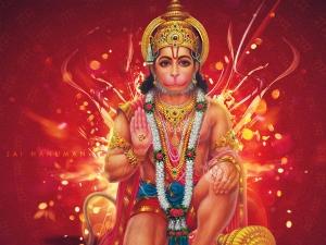 Significance Doing Pradakshina Lord Hanuman