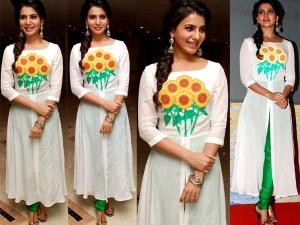 Irresistible Looks Samantha Ruth Prabhu That You Definite