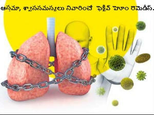 Top 15 Effective Home Remedies Cure Asthma