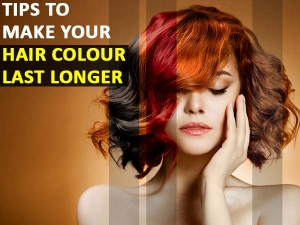Tips Make Your Hair Colour Last Longer