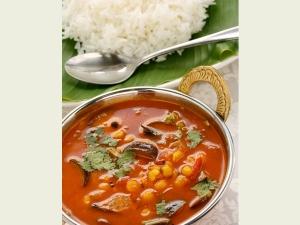 Special Mixed Pulses Sambar Recipe