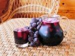 Health Benefits Grape Juice