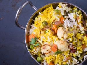 Special Gobi Fried Rice Recipe