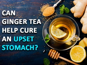 Can Ginger Tea Help Cure An Upset Stomach