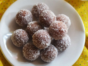 Easy Homemade Dry Gulab Jamun Recipe Ganesh Chaturthi