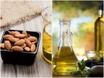 Unknown Beauty Benefits Olive Oil Almond Oil Mixture