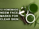 Homemade Neem Face Packs Clear Natural Skin