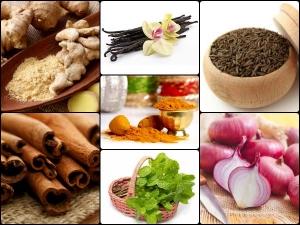 Medicinal Benefits Some Spices Veggies