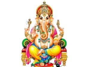 Rituals Ganesh Chaturthi Pooja