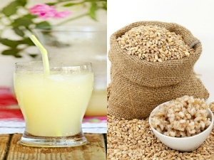 Health Benefits Barley Water
