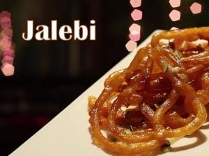 Navratri Special Jalebi Sweet Recipe