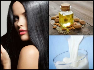 Almond Oil Milk On Your Hair Watch What Happens