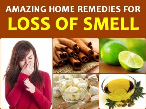 Amazing Home Remedies Loss Smell
