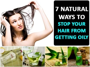 Natural Ways Stop Your Hair From Getting Oily