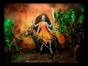 Goddess Durga Chose Horse Be Her Vahan This Year What Does