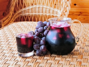 Health Benefits Grapes Juice Without Sugar