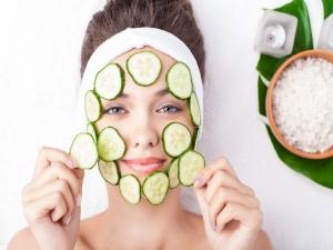 Amazing Cucumber Mask Get Rid Wrinkles