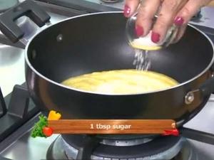 Pineapple Sheera Recipe Durga Puja