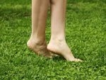 Do You Know That Walking Barefoot Gives Us Whole Lot Health