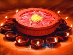 Celebrating Five Days Diwali