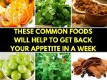 Suffering From Appetite Loss These Common Foods Will Help G