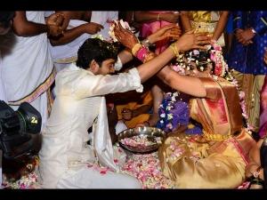Why Do People Throw Rice Weddings