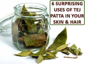 Surprising Uses Tej Patta Your Skin Hair Care