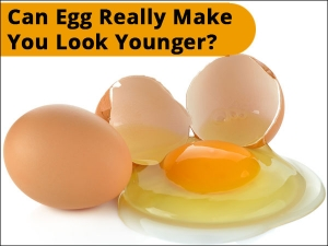 Different Egg White Facial Masks That Suit Types Skin