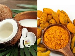 Amazing Health Benefits Coconut Milk Turmeric