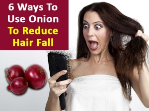 Using Onion Juice Twice Week Will Increase Your Hair Growth